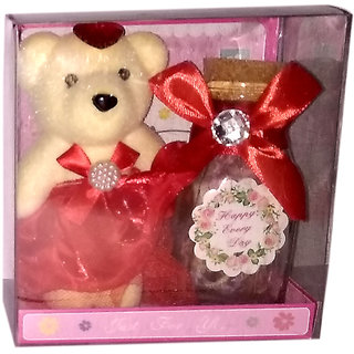 Romantic Gift For Valentine Birthday Love Teddy Bear GirlfriendBoyfriendHusband