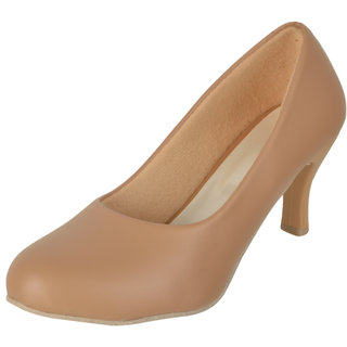 Fiteh Women Brown Heels