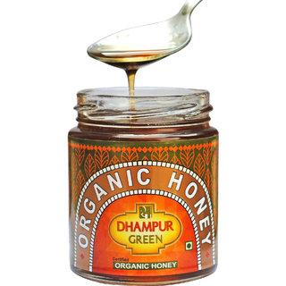 Dhampur Green Organic Honey 250gm