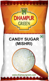 Dhampur Green Candy sugar / (Mishri) 500gm