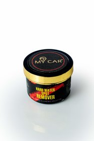 MY CAR HARD WATER SPOT/Stain REMOVER for car window glass