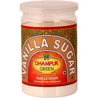 Dhampur Green Vanilla Sugar 325gm