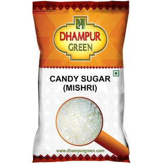 Dhampure Green Candy Sugar (Mishri) 500 gm