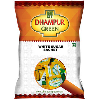 Dhampur Green Sugar Sachets/Sticks 500gm