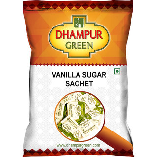 Dhampur Green Vanilla Sugar Sachet 500gm