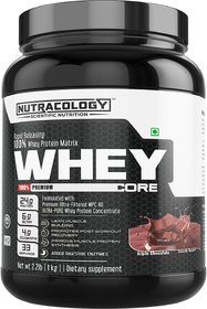 Nutracology whey protein concentrate