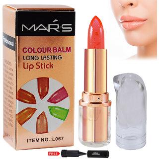 Mars Moisturizing Lip Balm L067-04 With Free Adbeni Kajal