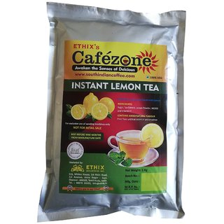 Ethix Cafezone Instant Lemon Tea Powder 1kg