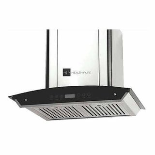 Health Pure Dizney Chimney 90 cm Touch Operation