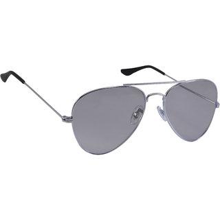 ff0f289c90c Buy Derry Light Black Aviator Unisex Sunglasses Online - Get 82% Off