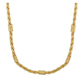 Gold Plated Stylish Italian Machine Made daily use Fashion Chain Women Stylish
