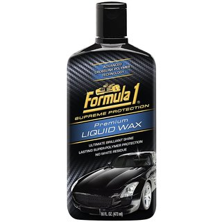 Imported Formula 1 Premium Liquid Wax-473 ML (Made in USA)