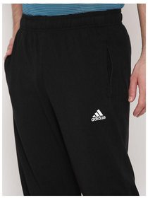 Adidas Men Climacool Black Polyester Track Pants