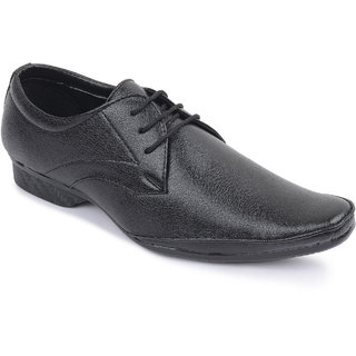 7d10e18f3 Buy Semana Black Formal Shoes Online - Get 40% Off