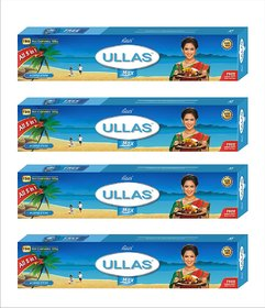 ULLAS Max 125 gm Box, All 5 in 1 Fragrances