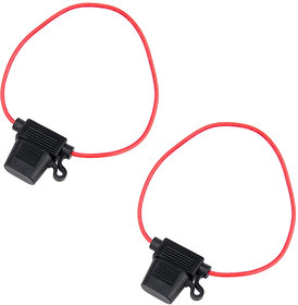 Futaba In Line Mini Blade Fuse Holder - Pack of Two