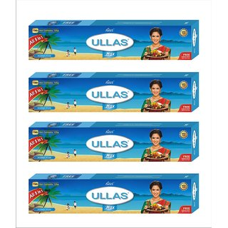 ULLAS Max 125 gm Box, All 5 in 1 Fragrances