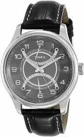 Timex Analog Black Dial Men's Watch-TWEG14507