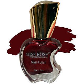 Miss Rose Matte Long stay Nailpaint