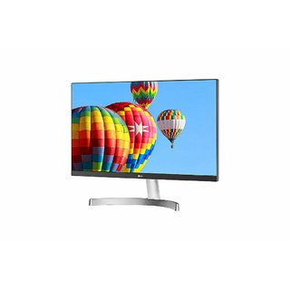 LG 24MK600M 24 Full HD IPS Monitor