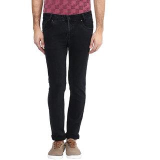 Mufti Black Slim Jeans