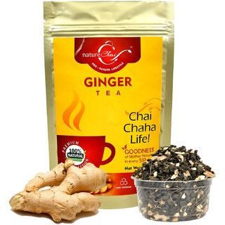nature Chai Ginger Tea Pack of 1 (100 gm each)