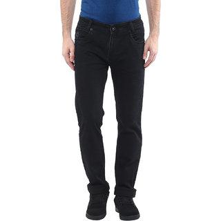 Mufti Black Stone Narrow Fit Jeans