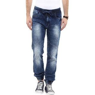 Mufti Blue Dark Sport Fit Jeans