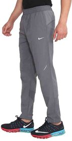 Nike Men Grey TrackPants