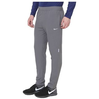 Nike Grey Jordan Max Stretchable Sports Wear