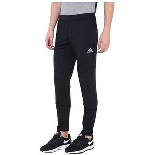 free delivery stable quality limpid in sight Adidas Climacool Black Polyester Track Pants