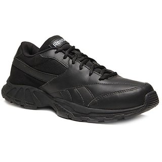 Racer II LP Black Running Sport Shoes