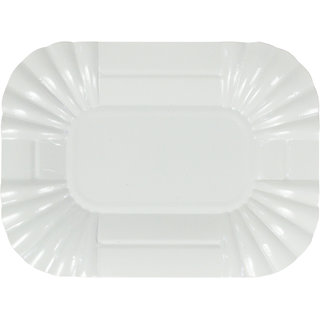 DevEuro Pastry Biodegradable paper plate small
