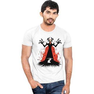 c57a573cd Buy Canis Samurai Jack Cartoon  Trendy  Round / Crew Neck Men's White  Printed T-Shirt Online - Get 53% Off