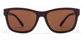 David Martin Classic Brown Wayfarer Sunglass (UV PROTECTED)
