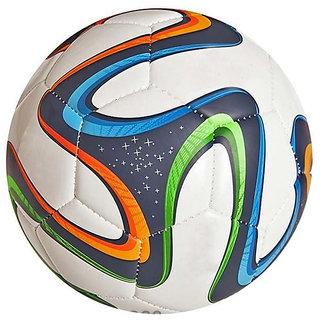 Multicolor Brazuca Football (Size-5)