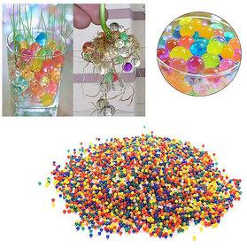 Magic Crystal Water Jelly Mud Soil Beads Balls-Mixed Color5 Bag