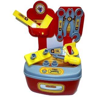 Plastic Tool Kit Set For Kids