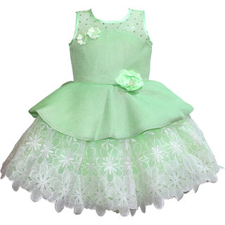 ELSA COLLECTION Party wear Dress for Girls