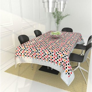 HomeStore-YEP Pvc Table Cover For 4 Seater (4060 Inches)