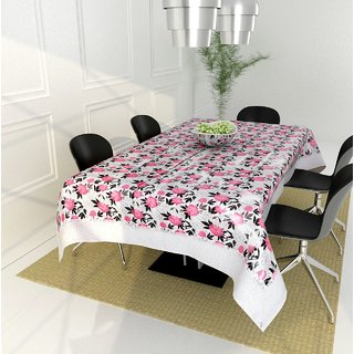 HomeStore-YEP Pvc Table Cover For 4 Seater (4060 Inches) M-2