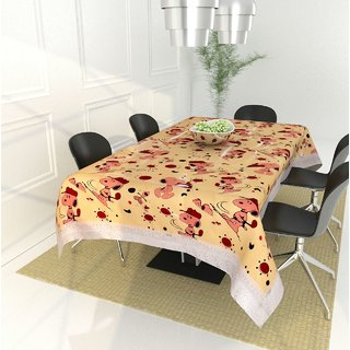 HomeStore-YEP Pvc Table Cover For 4 Seater (4060 Inches) M-3