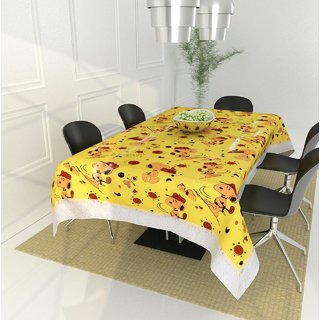 HomeStore-YEP Pvc Table Cover For 4 Seater (4060 Inches) M-4