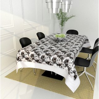 HomeStore-YEP Pvc Table Cover For 4 Seater (4060 Inches) M-7