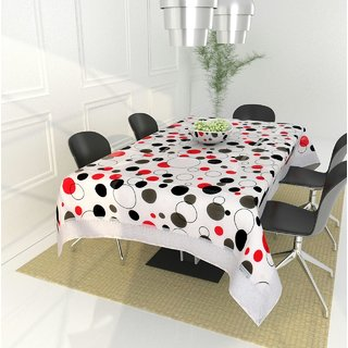 HomeStore-YEP Pvc Table Cover For 4 Seater (4060 Inches) M-8