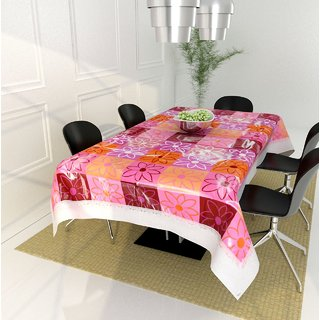 HomeStore-YEP Pvc Table Cover For 4 Seater (4060 Inches) M-9