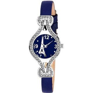 Blue Women Fashion Princess Analog watch for Girls  Women  Watch - For Women