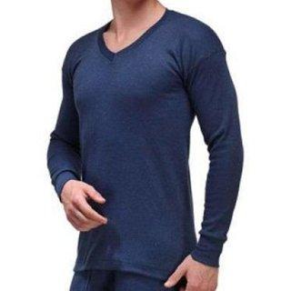 Shopping store Winters Woolen Thermal Wear Only Top Full Sleeve For Men  Boys  Body Warmer/ Winter Innerwear  - Pack of 1 Inner wear Top