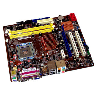 Asus P5KPL Motherboard brand New with 1 Year Seller Warranty in Brown Box