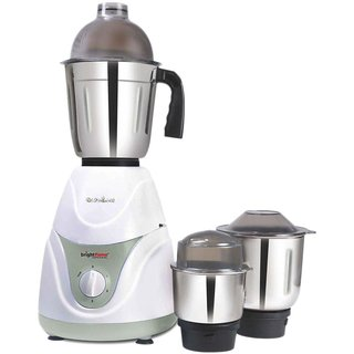 BrightFlame Mixer Grinder - Jura with 3 Jars